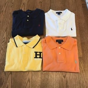Other - Boys XL Polo 👕 and Tommy bundle